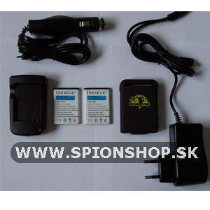 GPS sledovac prislusenstvo